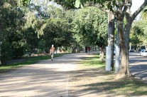 Walking Through UQ